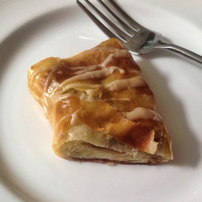 apple kringle slice