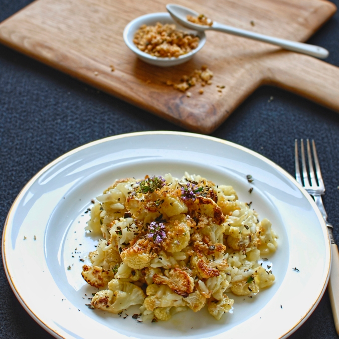 roasted-cauliflower-and-thyme-risotto