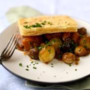 squash-mushroom-and-chestnut-pie